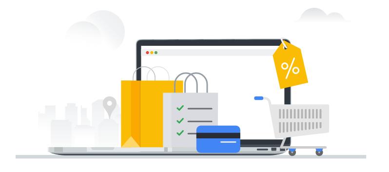 Journey of a Smart Shopper